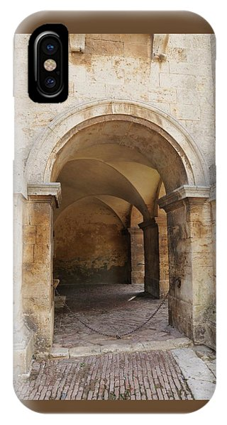 Italy - Door Sixteen IPhone Case