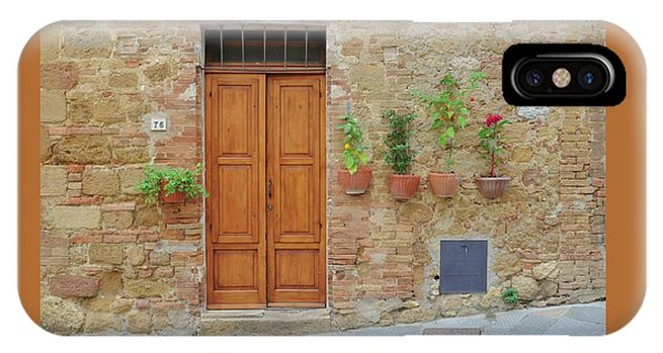 Italy - Door Twenty IPhone Case