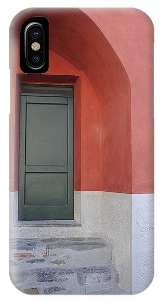 Italy - Door Two IPhone Case