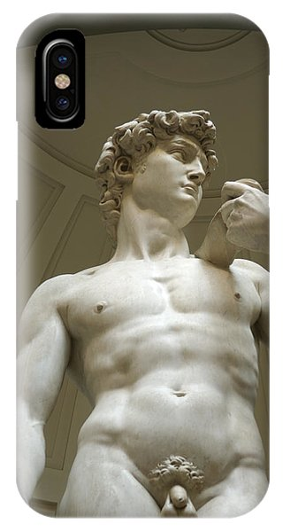 Italy, Florence, Statue Of David IPhone Case