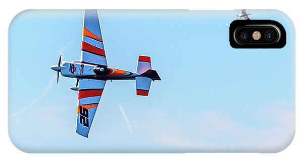 It's A Bird And A Plane, Red Bull Air Show, Rovinj, Croatia IPhone Case