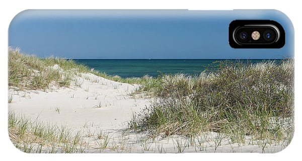 It's A Cape Cod Kind Of Day IPhone Case