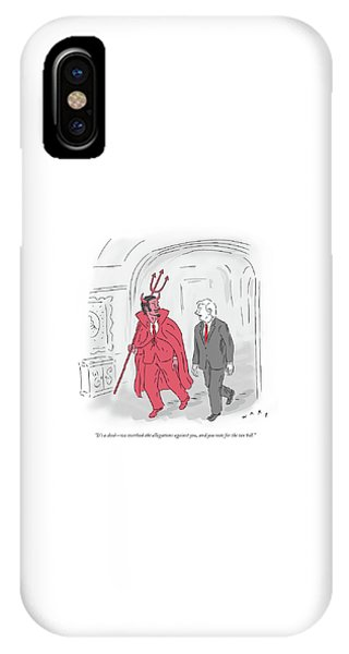 Its A Deal IPhone Case