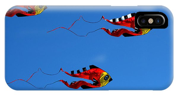 It's A Kite Kind Of Day IPhone Case
