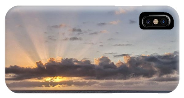 It's A Sunset - So What IPhone Case
