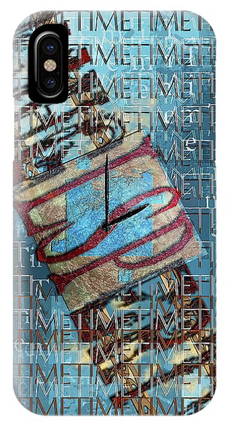 Its All About Time IPhone Case