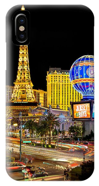 American Cars iPhone Case - It's All Happening by Az Jackson