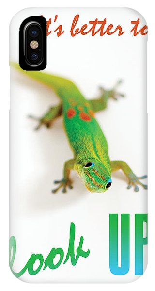 Its Better To Look Up IPhone Case