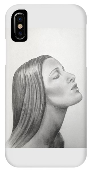 It's Coming IPhone Case