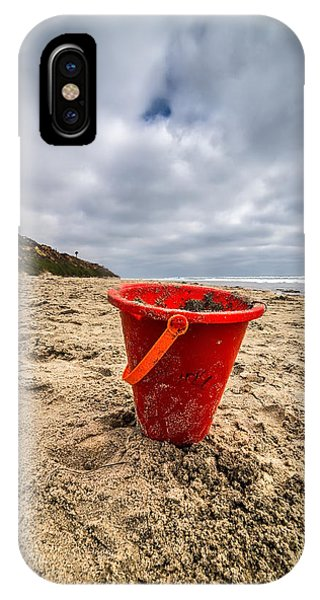Its Good You Went To The Beach You Look A Little Pail IPhone Case