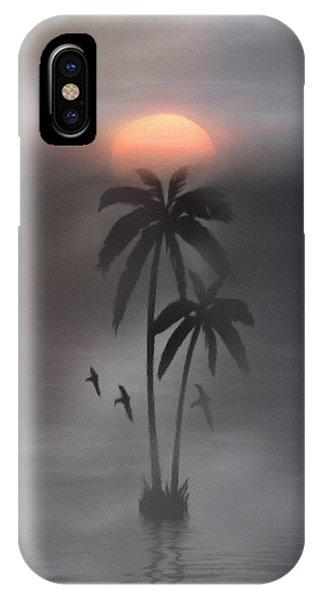 It's Just A Dream IPhone Case