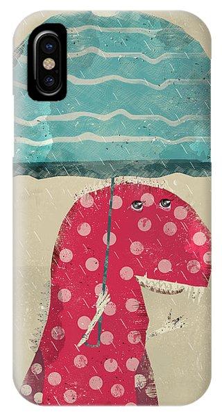 Its Raining Again IPhone Case