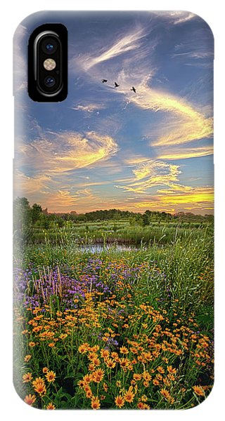 It's Time To Relax IPhone Case