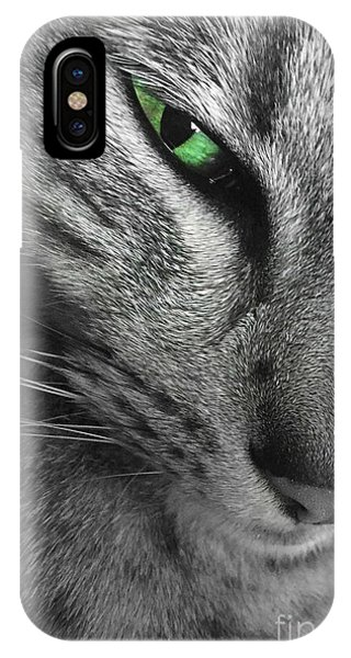 I've Got My Eye On You.  IPhone Case