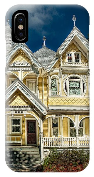 J. P. Donnelly House IPhone Case