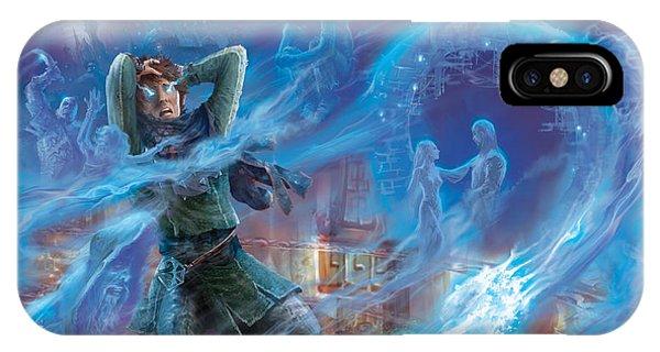 Jace's Origin IPhone Case