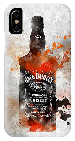 Bar iPhone Case - Jack Daniels by My Inspiration