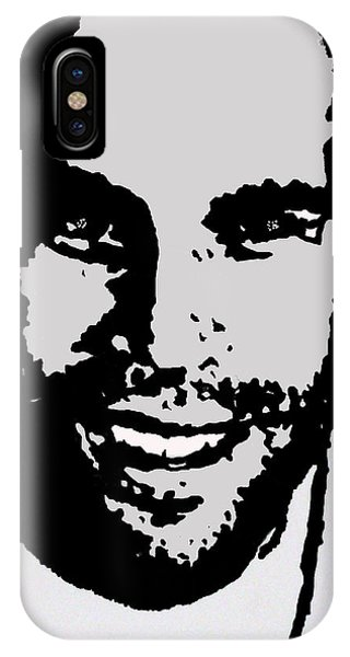 Jack Johnson In My Living Room IPhone Case