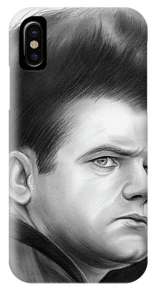 Jack iPhone Case - Jack Nance by Greg Joens