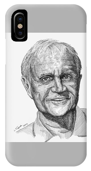 Jack Nicklaus IPhone Case