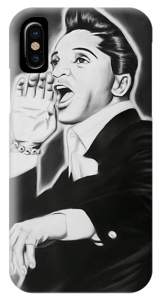 Jackie Wilson IPhone Case