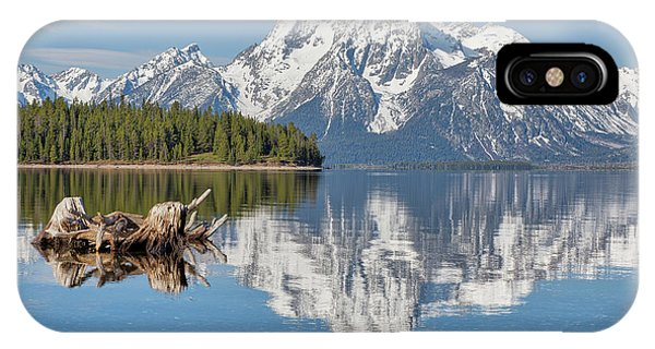 Jackson Lake, Gtnp IPhone Case
