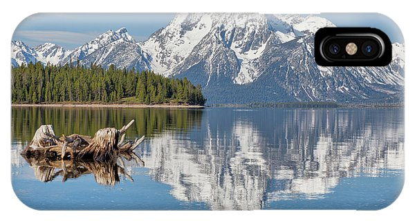 Jackson Lake, Gtnp IPhone Case