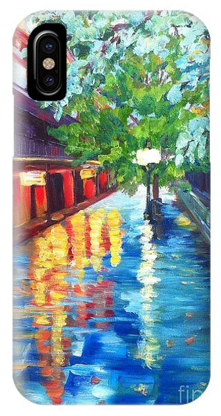 Jackson Square Reflections IPhone Case