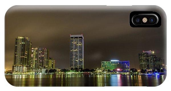 Jacksonville Landing IPhone Case