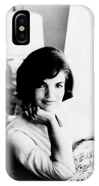 Jacqueline IPhone Case