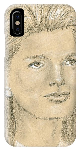 Jacqueline Kennedy IPhone Case