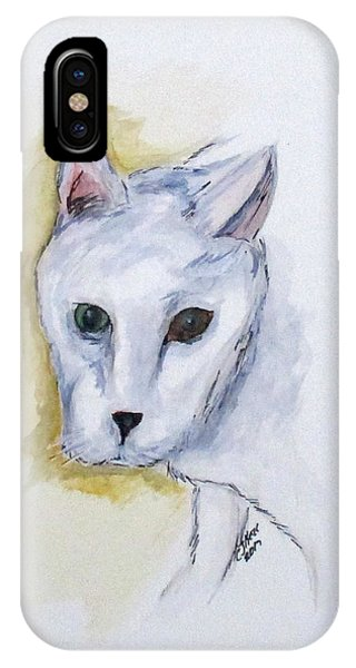 Jade The Cat IPhone Case