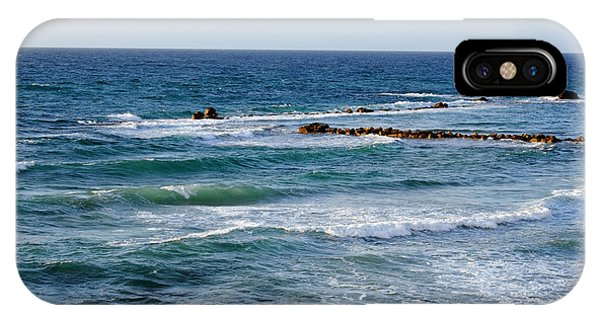 Jaffa Beach 10 IPhone Case