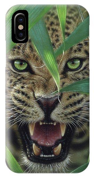 Jaguar - Ambush IPhone Case
