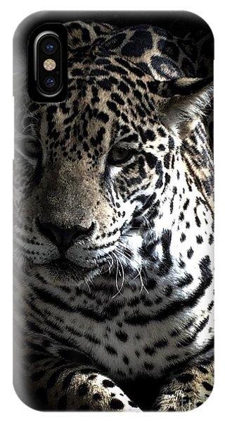 Jaguar IPhone Case