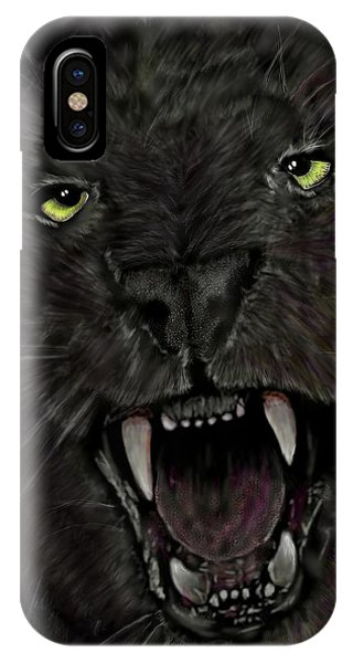 Jaguar IPhone Case