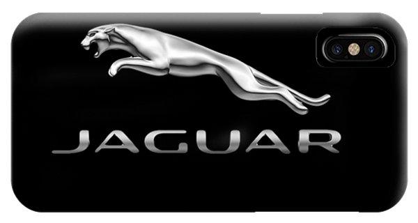 Jaguar Logo IPhone Case