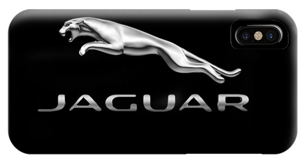 Jaguar Logo IPhone Case