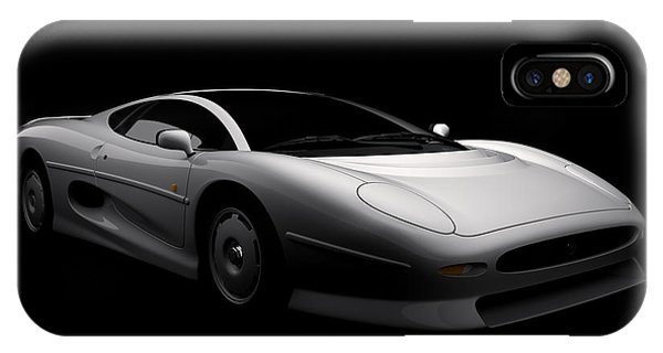 Jaguar Xj220 IPhone Case
