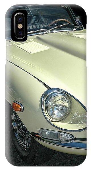 Jaguar Xke Roadster IPhone Case
