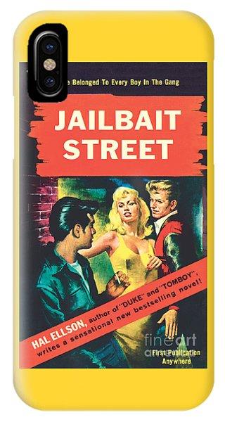 Jailbait Street IPhone Case