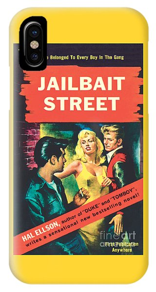 Jailbait Street IPhone Case