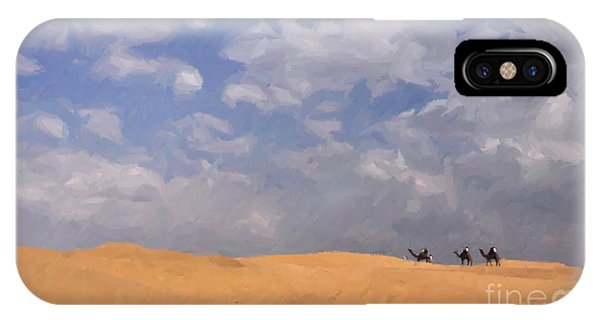 Jaisalmer Desert Festival-1 IPhone Case