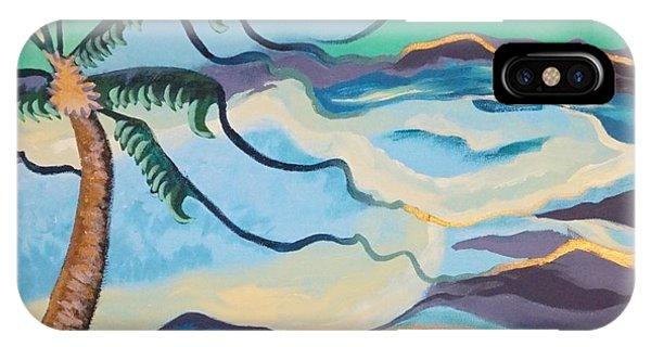 Jamaican Sea Breeze IPhone Case