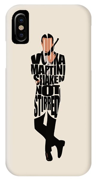 James Bond IPhone Case
