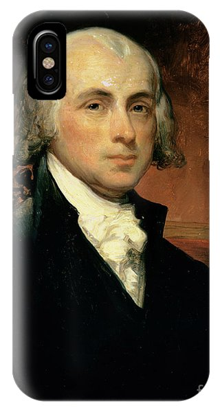 American iPhone Case - James Madison by American School