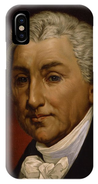 James Monroe - President Of The United States Of America IPhone Case