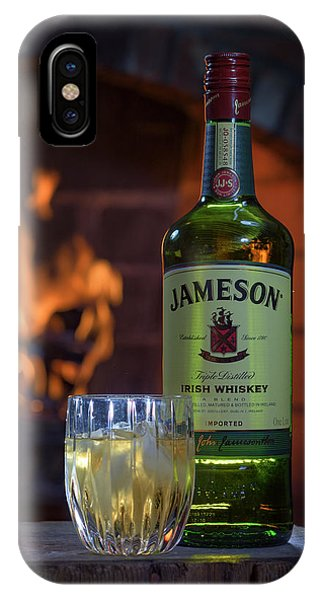 Jameson By The Fire IPhone Case