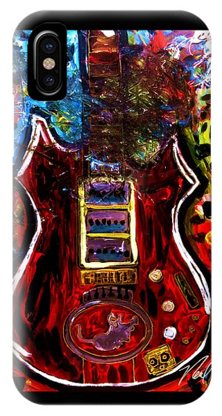 Jaming With Garcia IPhone Case