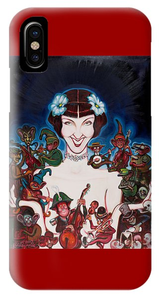 Janet Klein IPhone Case